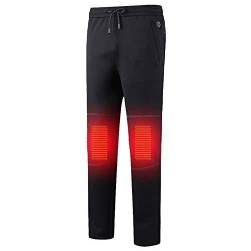 Explea Pantalones Eléctricos USB Inteligente Temperatura Constante Rodilleras Pantalones De Calefacción Modelos De…
