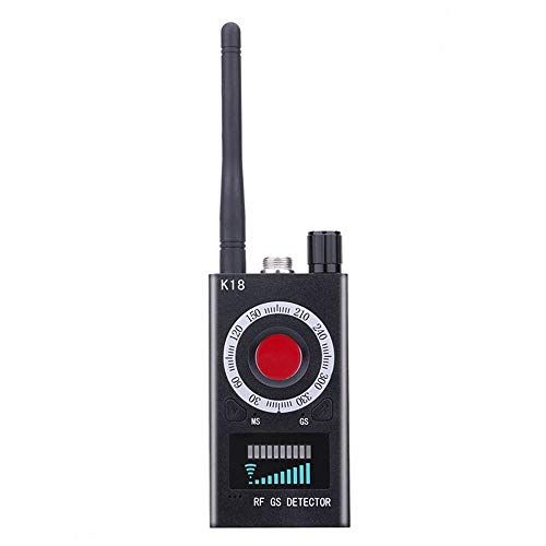 (RF Signal Detector, Womdee Wireless Anti-Spy Signal Detector Ultra-High Sensitivity Full-Range Tracker Finder for Hidden Camera GSM Eavesdropping Device RF Radio Scanner GPS Tracker)
