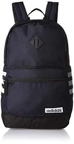 adidas Classic 3s Backpack, Legend Ink/Black/White, One Size