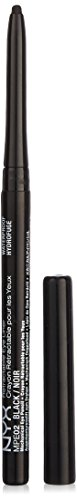 NYX Professional Makeup Mechanical Eye Pencil, Black