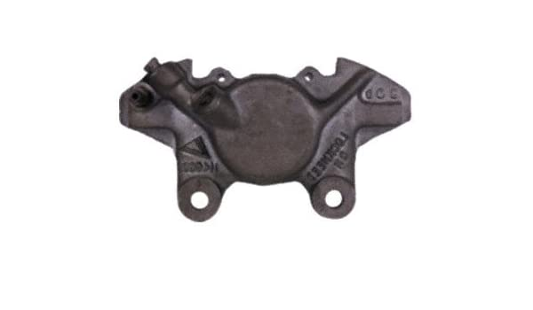 Unloaded Cardone 19-444 Remanufactured Import Friction Ready Brake Caliper