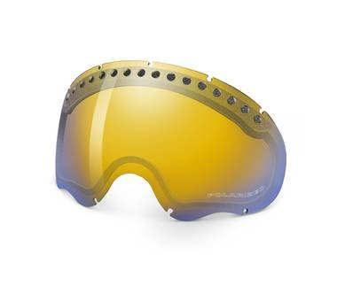Oakley A Frame Goggle Replacement Lens Hi-Intensity Amber Polarized, One - Replacement Oakley A Lens Frame