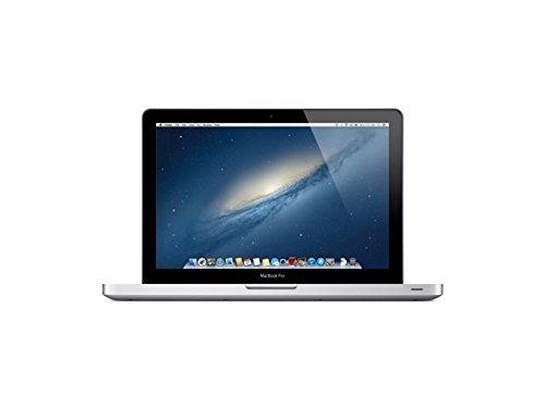 Apple MacBook Pro MD101LL/A 13.3-inch Laptop (2.5Ghz, 8GB RAM, 500GB HD) (Renewed) ()