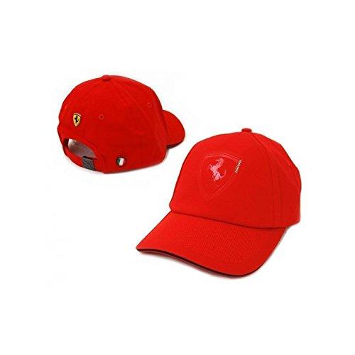 Ferrari Lifestyle gorra Roja