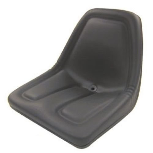 Michigan Style Universal Replacement Tractor Seat TM333BL fits Many Kubota Ford Bobcat ()