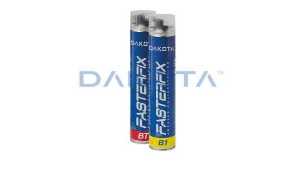 Espuma poliuretano FASTERFIX B1 800ml adhesivo compuesto de poliuretano SATE: Amazon.es: Bricolaje y herramientas