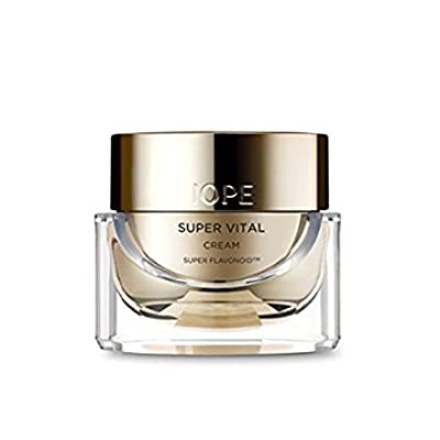IOPE New Super Vital Cream 50ml Super Flavonoid