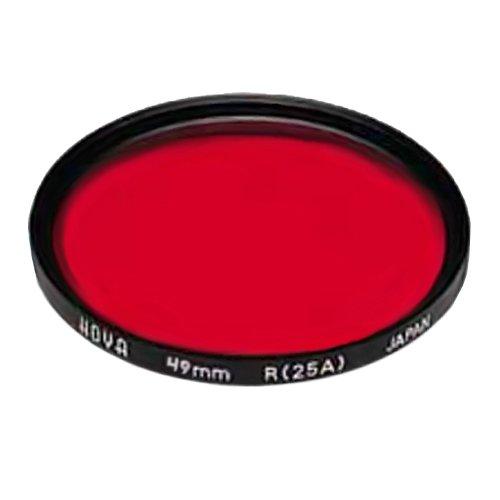 Hoya 49mm HMC Screw-in Filter - Red by Hoya