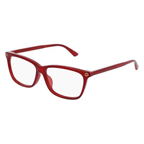 Gucci - GG0042OA-003 Optical Frame - Gucci Glasses Red