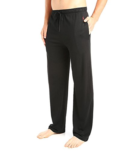 Ralph Lauren Mens Pajamas - Polo Ralph Lauren Supreme Comfort Knit Pajama Pants