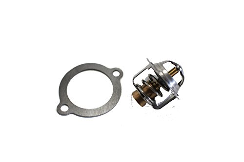 3000 Thermostat (KAWASAKI Mule Engine KAF620 Thermostat Replacement with Gasket)