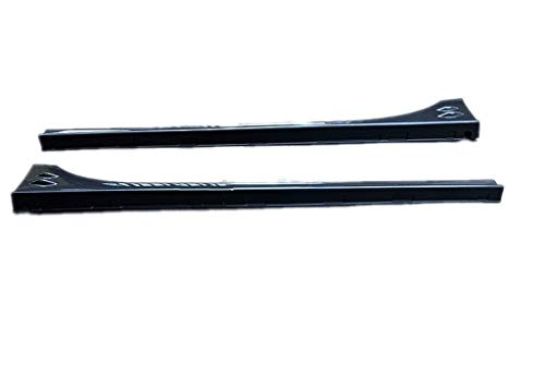 Eppar New Carbon Fiber Boday Kits Compatible with Subaru BRZ 2017-2019 (Side Skirts ()