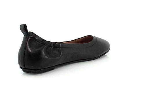 001 Ballerine Black Allegro nero Fitflop Closed Toe UwrUqY