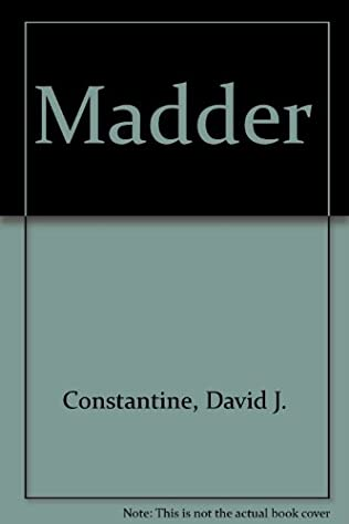 book cover of Madder