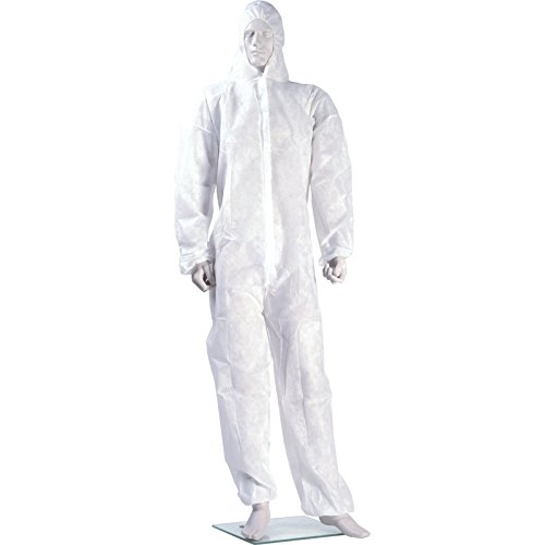 Nitras 609, Disposable Coverall Overalls Category 3, Type 5 / 6 1020609-L