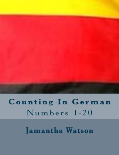 Counting In German: Numbers 1-20 PDF