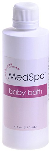Medline MSC095042 MedSpa Baby Bath, 4 OZ (Case of 60)