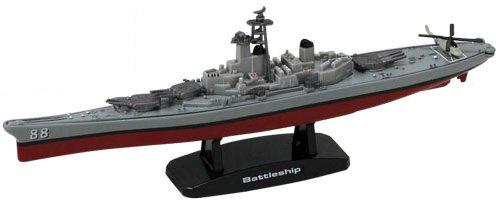 WowToyz Die Cast Battleship (Us Battleships Iowa Class)