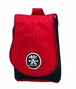 Crumpler - John Thursday 55 - Funda para iPod touch y cámaras, color rojo