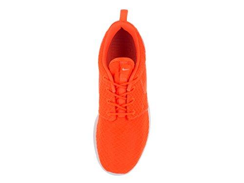 Nike Roshe uno naranja Total / TTL naranja / blanco Zapatilla deportiva 7 con nosotros
