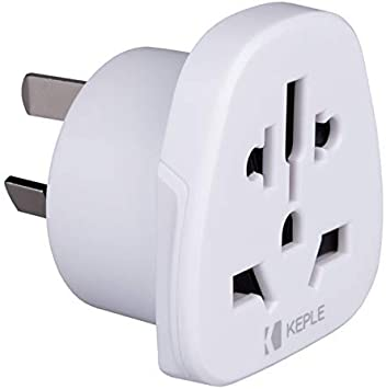 Australia, China, New Zealand, Argentina Adapter Viaje Plug Tipo I to a UK Inglés, US USA American, EU Europe European, Spain, Japan, Swiss Adaptador Universal Adaptor Internacional Enchufe 3 Pin: Amazon.es: Electrónica