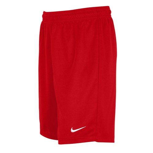 Nike Men's Team Equalizer Soccer Shorts, Red, Small