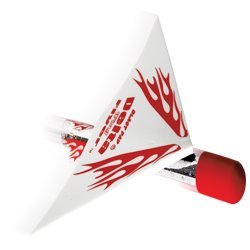 UPC 660615600073, Marky Sparky Delta Wing Flyer for the Blast Pad