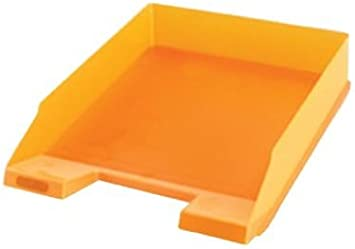 wei/ß Idena 300861 Ablagekorb f/ür A4-C4 Plastik
