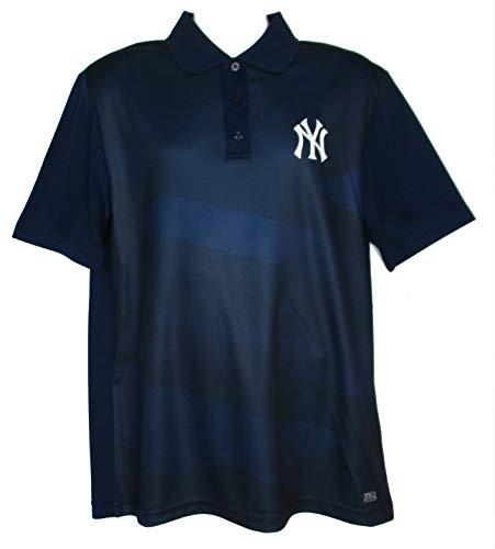ee012f78 Genuine Merchandise New York Yankees Men's Large Performance Polo Shirt ...