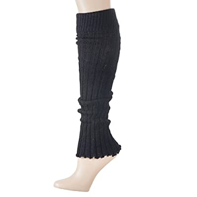 Isadora Paccini Women's Cable Knit Leg Warmers