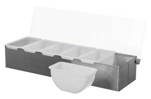 Update International CD 6 Condiment Compartment