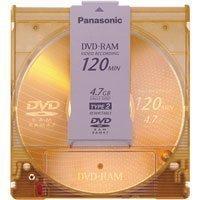 Panasonic LM AB120U - DVD-RAM - 4.7 GB - storage media by Panasonic