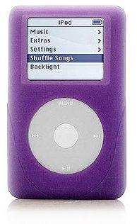 reEVOlutions iSkin eVo2 Fourth Generation iPod 20 GB (Vamp Glow)