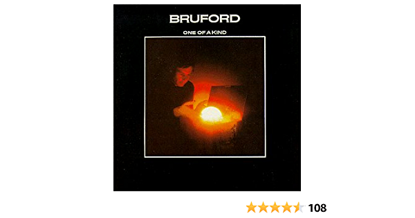 Bill Bruford One Of A Kind Music