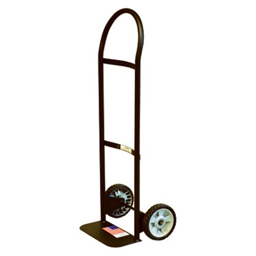 Milwaukee Hand Trucks 30151 Flow Back Handle Truck with 7-Inch Puncture Proof Tires by Milwaukee
