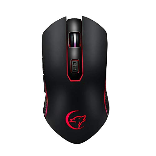 KELAND 2.4G Wireless Mouse 6 Buttons 2400DPI Optical Gaming Mouse for PC Laptop Mice from KELAND