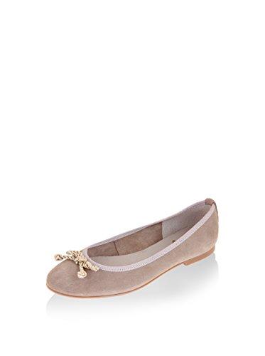 Las Lolas Bailarinas Ls0493 Marrón Claro