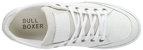 Bullboxer 354m25932a Dame Sneakers Weiß (pywh) dTHVCnIy