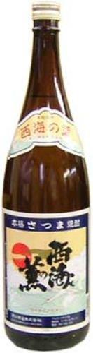 原口酒造 西海の薫 芋焼酎 25度 1800ml ×6本 B00BVTO23K