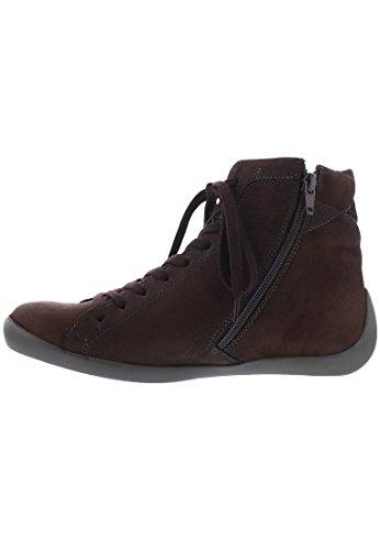 Softinos Womens Washed Top High Aw17 Nita323sof Leather Dunkelbraun qZA1ntTqxw