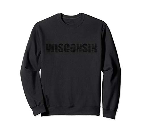 Wisconsin Oshkosh state T-shirt Wisconsin Oshkosh Home Tee Sweatshirt