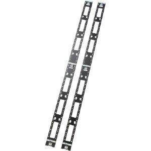 (APC Vertical Cable Organizer - Cable Organizer - Black - AR7552)
