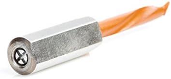304032 Solid Carbide Cutting Edge Brad Pt Boring Bit L//H 3.2mm Dia x 70mm Amana Tool