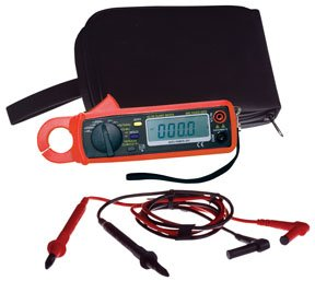 Advanced Tool Design Model ATD-5599 Digital Clamp On Multi-Meter and Amp Meter