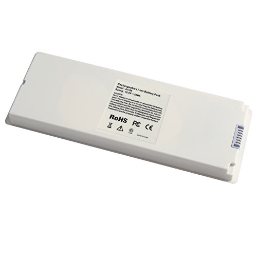 "New A1181 Battery for Apple 13"" MacBook A1185  Fits MA254 MA"