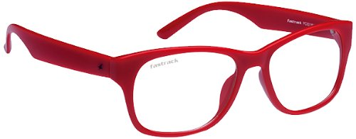 5140f79137 Image Unavailable. Image not available for. Colour  Fastrack Red Wayfarer  Sunglasses ...