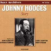 Johnny Hodges Story (Johnny Hodges With Billy Strayhorn And The Orchestra)