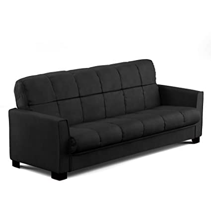 Amazoncom Baja ConvertaCouch and Sofa Bed Black by Baja Convert