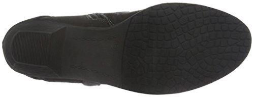 Negro Casa de por negro 1623302 Estar para Supremo Zapatillas Mujer S81U4F