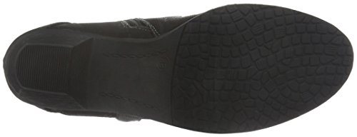 negro para Negro Casa 1623302 Mujer Zapatillas Estar de por Supremo gzYFwqq